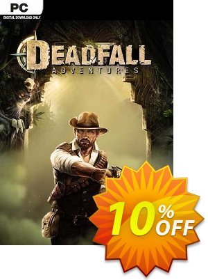 Deadfall Adventures PC discount coupon Deadfall Adventures PC Deal 2021 CDkeys - Deadfall Adventures PC Exclusive Sale offer for iVoicesoft
