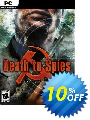 Death to Spies PC discount coupon Death to Spies PC Deal 2021 CDkeys - Death to Spies PC Exclusive Sale offer for iVoicesoft