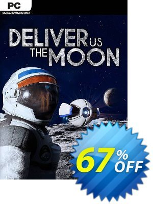Deliver Us The Moon PC discount coupon Deliver Us The Moon PC Deal 2021 CDkeys - Deliver Us The Moon PC Exclusive Sale offer for iVoicesoft