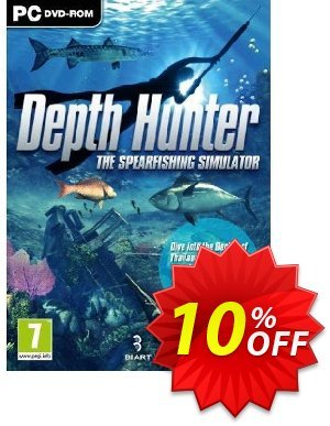 Depth Hunter (PC) discount coupon Depth Hunter (PC) Deal 2021 CDkeys - Depth Hunter (PC) Exclusive Sale offer for iVoicesoft