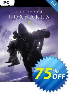 Destiny 2 PC Forsaken DLC (EU) discount coupon Destiny 2 PC Forsaken DLC (EU) Deal 2021 CDkeys - Destiny 2 PC Forsaken DLC (EU) Exclusive Sale offer for iVoicesoft