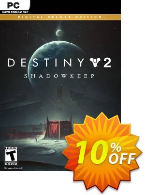 Destiny 2: Shadowkeep Deluxe Edition PC (EU) discount coupon Destiny 2: Shadowkeep Deluxe Edition PC (EU) Deal 2021 CDkeys - Destiny 2: Shadowkeep Deluxe Edition PC (EU) Exclusive Sale offer for iVoicesoft