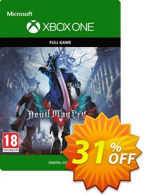 Devil May Cry 5 Xbox One discount coupon Devil May Cry 5 Xbox One Deal 2021 CDkeys - Devil May Cry 5 Xbox One Exclusive Sale offer for iVoicesoft