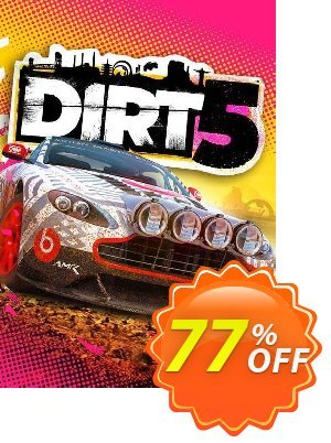 DIRT 5 PC discount coupon DIRT 5 PC Deal 2021 CDkeys - DIRT 5 PC Exclusive Sale offer for iVoicesoft