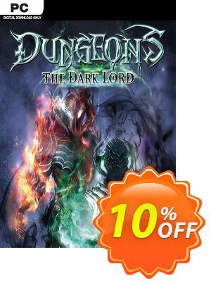 Dungeons  The Dark Lord PC discount coupon Dungeons  The Dark Lord PC Deal 2021 CDkeys - Dungeons  The Dark Lord PC Exclusive Sale offer for iVoicesoft