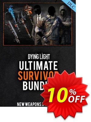 Dying Light - Ultimate Survivor Bundle DLC PC discount coupon Dying Light - Ultimate Survivor Bundle DLC PC Deal 2021 CDkeys - Dying Light - Ultimate Survivor Bundle DLC PC Exclusive Sale offer for iVoicesoft