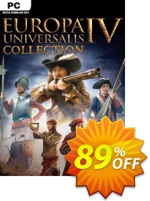 Europa Universalis IV: Collection PC discount coupon Europa Universalis IV: Collection PC Deal 2021 CDkeys - Europa Universalis IV: Collection PC Exclusive Sale offer for iVoicesoft