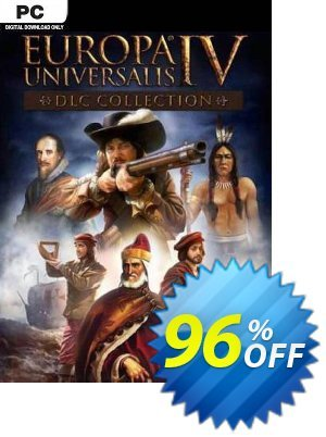 Europa Universalis IV - DLC Collection PC discount coupon Europa Universalis IV - DLC Collection PC Deal 2021 CDkeys - Europa Universalis IV - DLC Collection PC Exclusive Sale offer for iVoicesoft