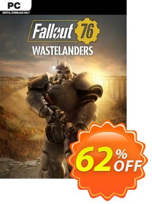 Fallout 76: Wastelanders PC (WW) 優惠券,折扣碼 Fallout 76: Wastelanders PC (WW) Deal 2021 CDkeys,促銷代碼: Fallout 76: Wastelanders PC (WW) Exclusive Sale offer for iVoicesoft