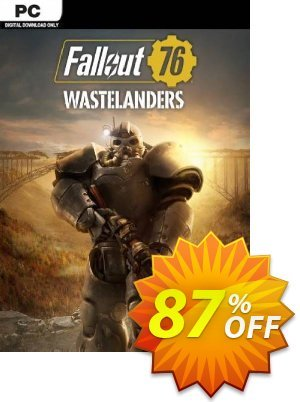Fallout 76: Wastelanders PC (WW) discount coupon Fallout 76: Wastelanders PC (WW) Deal 2021 CDkeys - Fallout 76: Wastelanders PC (WW) Exclusive Sale offer for iVoicesoft