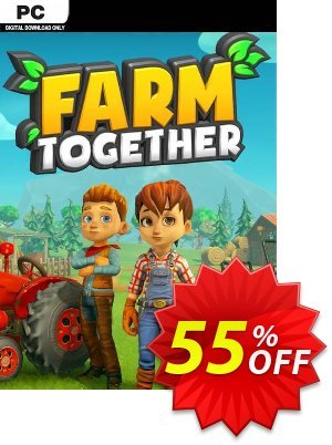 Farm Together PC discount coupon Farm Together PC Deal 2021 CDkeys - Farm Together PC Exclusive Sale offer for iVoicesoft
