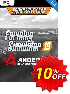 Farming Simulator 19 - Anderson Group Equipment Pack PC discount coupon Farming Simulator 19 - Anderson Group Equipment Pack PC Deal 2021 CDkeys - Farming Simulator 19 - Anderson Group Equipment Pack PC Exclusive Sale offer for iVoicesoft