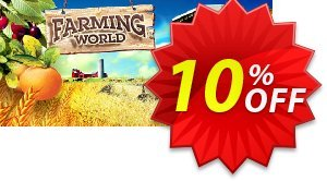 Farming World PC discount coupon Farming World PC Deal 2021 CDkeys - Farming World PC Exclusive Sale offer for iVoicesoft