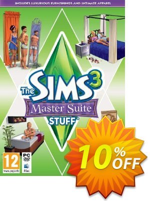 The Sims 3: Master Suite Stuff PC discount coupon The Sims 3: Master Suite Stuff PC Deal - The Sims 3: Master Suite Stuff PC Exclusive offer for iVoicesoft