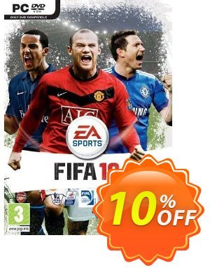 FIFA 10 (PC) discount coupon FIFA 10 (PC) Deal 2021 CDkeys - FIFA 10 (PC) Exclusive Sale offer for iVoicesoft