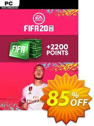 FIFA 20 PC + 2200 FIFA Points Bundle discount coupon FIFA 20 PC + 2200 FIFA Points Bundle Deal 2021 CDkeys - FIFA 20 PC + 2200 FIFA Points Bundle Exclusive Sale offer for iVoicesoft