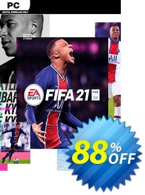 FIFA 21 PC discount coupon FIFA 21 PC Deal 2021 CDkeys - FIFA 21 PC Exclusive Sale offer for iVoicesoft