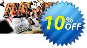 FlatOut PC discount coupon FlatOut PC Deal 2021 CDkeys - FlatOut PC Exclusive Sale offer for iVoicesoft