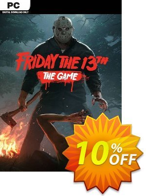 Friday the 13th: The Game PC 優惠券,折扣碼 Friday the 13th: The Game PC Deal 2021 CDkeys,促銷代碼: Friday the 13th: The Game PC Exclusive Sale offer for iVoicesoft