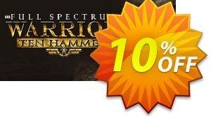 Full Spectrum Warrior Ten Hammers PC 優惠券,折扣碼 Full Spectrum Warrior Ten Hammers PC Deal 2021 CDkeys,促銷代碼: Full Spectrum Warrior Ten Hammers PC Exclusive Sale offer for iVoicesoft