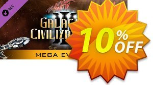 Galactic Civilizations III  Mega Events DLC PC 優惠券,折扣碼 Galactic Civilizations III  Mega Events DLC PC Deal 2021 CDkeys,促銷代碼: Galactic Civilizations III  Mega Events DLC PC Exclusive Sale offer for iVoicesoft