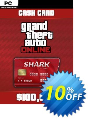 Grand Theft Auto - Red Shark Cash Card PC 優惠券,折扣碼 Grand Theft Auto - Red Shark Cash Card PC Deal 2021 CDkeys,促銷代碼: Grand Theft Auto - Red Shark Cash Card PC Exclusive Sale offer for iVoicesoft
