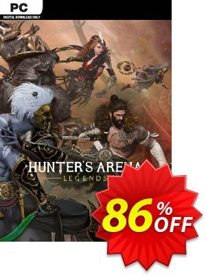 Hunter's Arena: Legends PC Coupon discount Hunter's Arena: Legends PC Deal 2021 CDkeys