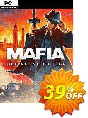 Mafia: Definitive Edition PC (EU) discount coupon Mafia: Definitive Edition PC (EU) Deal 2021 CDkeys - Mafia: Definitive Edition PC (EU) Exclusive Sale offer for iVoicesoft