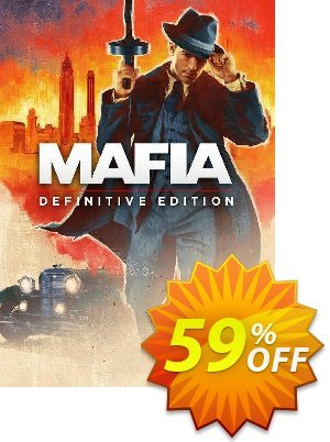 Mafia: Definitive Edition PC (WW) discount coupon Mafia: Definitive Edition PC (WW) Deal 2021 CDkeys - Mafia: Definitive Edition PC (WW) Exclusive Sale offer for iVoicesoft