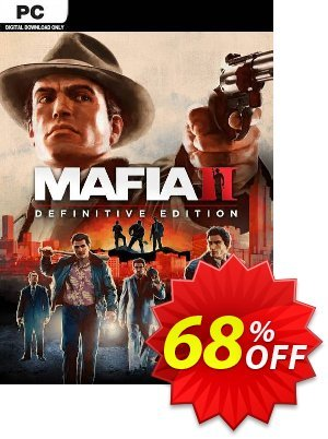 Mafia II - Definitive Edition PC (WW) discount coupon Mafia II - Definitive Edition PC (WW) Deal 2021 CDkeys - Mafia II - Definitive Edition PC (WW) Exclusive Sale offer for iVoicesoft
