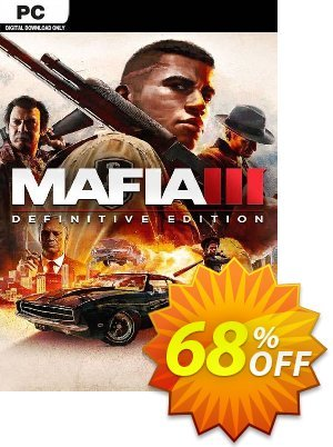 Mafia III - Definitive Edition PC (WW) discount coupon Mafia III - Definitive Edition PC (WW) Deal 2021 CDkeys - Mafia III - Definitive Edition PC (WW) Exclusive Sale offer for iVoicesoft
