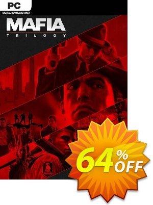 Mafia Trilogy PC (WW) discount coupon Mafia Trilogy PC (WW) Deal 2021 CDkeys - Mafia Trilogy PC (WW) Exclusive Sale offer for iVoicesoft