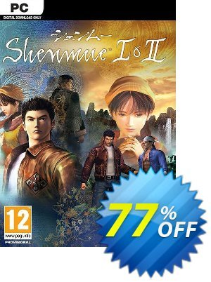 Shenmue I & II PC 프로모션 코드 Shenmue I & II PC Deal 프로모션: Shenmue I & II PC Exclusive offer for iVoicesoft
