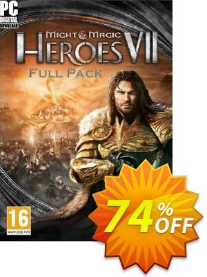 Might and Magic Heroes VII - Full Pack PC (EU) 優惠券,折扣碼 Might and Magic Heroes VII - Full Pack PC (EU) Deal 2021 CDkeys,促銷代碼: Might and Magic Heroes VII - Full Pack PC (EU) Exclusive Sale offer for iVoicesoft