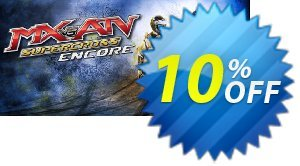 MX vs. ATV Supercross Encore PC discount coupon MX vs. ATV Supercross Encore PC Deal 2021 CDkeys - MX vs. ATV Supercross Encore PC Exclusive Sale offer for iVoicesoft