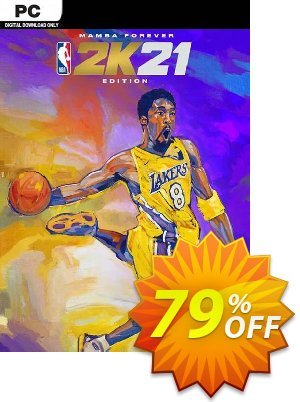 NBA 2K21 Mamba Forever Edition PC (EU) discount coupon NBA 2K21 Mamba Forever Edition PC (EU) Deal 2021 CDkeys - NBA 2K21 Mamba Forever Edition PC (EU) Exclusive Sale offer for iVoicesoft