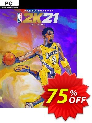 NBA 2K21 Mamba Forever Edition PC (WW) discount coupon NBA 2K21 Mamba Forever Edition PC (WW) Deal 2021 CDkeys - NBA 2K21 Mamba Forever Edition PC (WW) Exclusive Sale offer for iVoicesoft