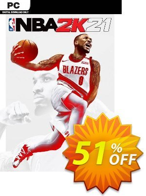 NBA 2K21 PC discount coupon NBA 2K21 PC Deal 2021 CDkeys - NBA 2K21 PC Exclusive Sale offer for iVoicesoft