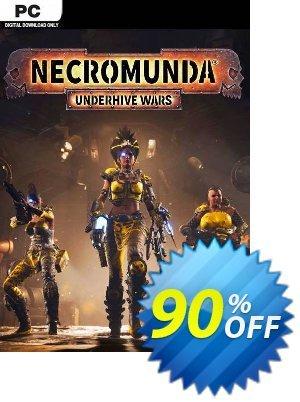 Necromunda: Underhive Wars PC discount coupon Necromunda: Underhive Wars PC Deal 2021 CDkeys - Necromunda: Underhive Wars PC Exclusive Sale offer for iVoicesoft