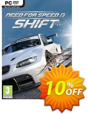 Need For Speed: Shift (PC) discount coupon Need For Speed: Shift (PC) Deal 2021 CDkeys - Need For Speed: Shift (PC) Exclusive Sale offer for iVoicesoft