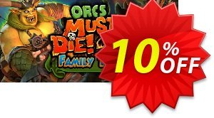 Orcs Must Die! 2  Family Ties Booster Pack PC discount coupon Orcs Must Die! 2  Family Ties Booster Pack PC Deal 2021 CDkeys - Orcs Must Die! 2  Family Ties Booster Pack PC Exclusive Sale offer for iVoicesoft