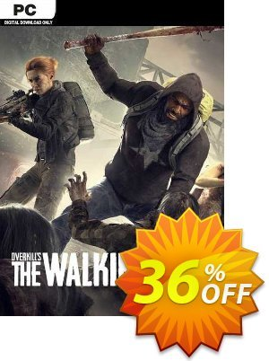 Overkills The Walking Dead PC discount coupon Overkills The Walking Dead PC Deal 2021 CDkeys - Overkills The Walking Dead PC Exclusive Sale offer for iVoicesoft