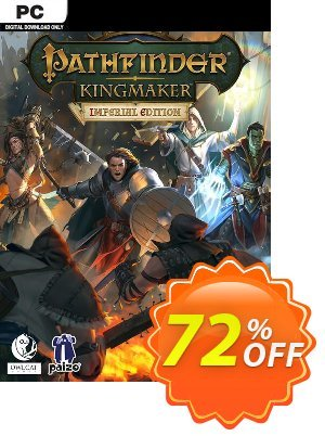 Pathfinder: Kingmaker - Imperial Edition PC discount coupon Pathfinder: Kingmaker - Imperial Edition PC Deal 2021 CDkeys - Pathfinder: Kingmaker - Imperial Edition PC Exclusive Sale offer for iVoicesoft
