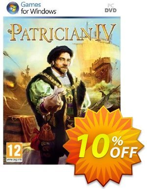 Patrician IV 4 (PC) discount coupon Patrician IV 4 (PC) Deal 2021 CDkeys - Patrician IV 4 (PC) Exclusive Sale offer for iVoicesoft