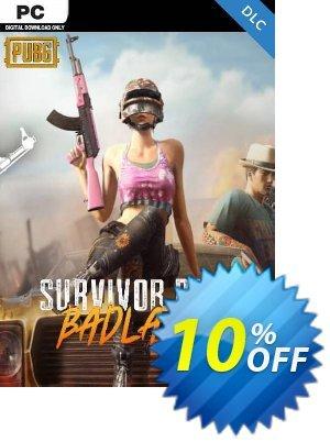 PlayerUnknowns Battlegrounds (PUBG) PC Survivor Pass 5: Badlands DLC discount coupon PlayerUnknowns Battlegrounds (PUBG) PC Survivor Pass 5: Badlands DLC Deal 2021 CDkeys - PlayerUnknowns Battlegrounds (PUBG) PC Survivor Pass 5: Badlands DLC Exclusive Sale offer for iVoicesoft