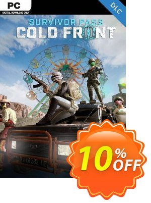 Playerunknown's Battlegrounds: Survivor Pass - Cold Front DLC discount coupon Playerunknown's Battlegrounds: Survivor Pass - Cold Front DLC Deal 2021 CDkeys - Playerunknown's Battlegrounds: Survivor Pass - Cold Front DLC Exclusive Sale offer for iVoicesoft