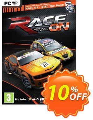 Race on (PC) discount coupon Race on (PC) Deal 2021 CDkeys - Race on (PC) Exclusive Sale offer for iVoicesoft