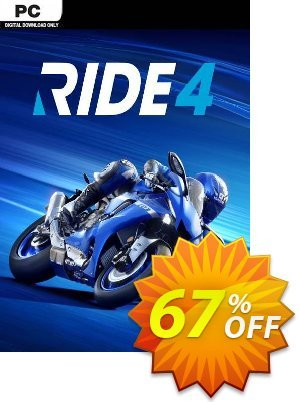 Ride 4 PC discount coupon Ride 4 PC Deal 2021 CDkeys - Ride 4 PC Exclusive Sale offer for iVoicesoft
