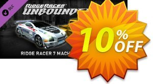 Ridge Racer Unbounded  Ridge Racer 7 Machine Pack PC discount coupon Ridge Racer Unbounded  Ridge Racer 7 Machine Pack PC Deal 2021 CDkeys - Ridge Racer Unbounded  Ridge Racer 7 Machine Pack PC Exclusive Sale offer for iVoicesoft