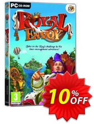 Royal Envoy (PC) 優惠券,折扣碼 Royal Envoy (PC) Deal 2021 CDkeys,促銷代碼: Royal Envoy (PC) Exclusive Sale offer for iVoicesoft
